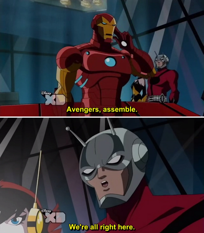 The Avengers Earths Mightiest Heroes Quote-10