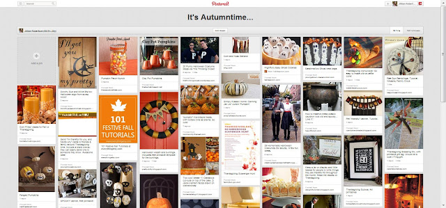 It's Autumntime Pinterest board by Hi! It's Jilly