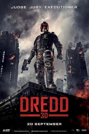 Dredd 3D Film