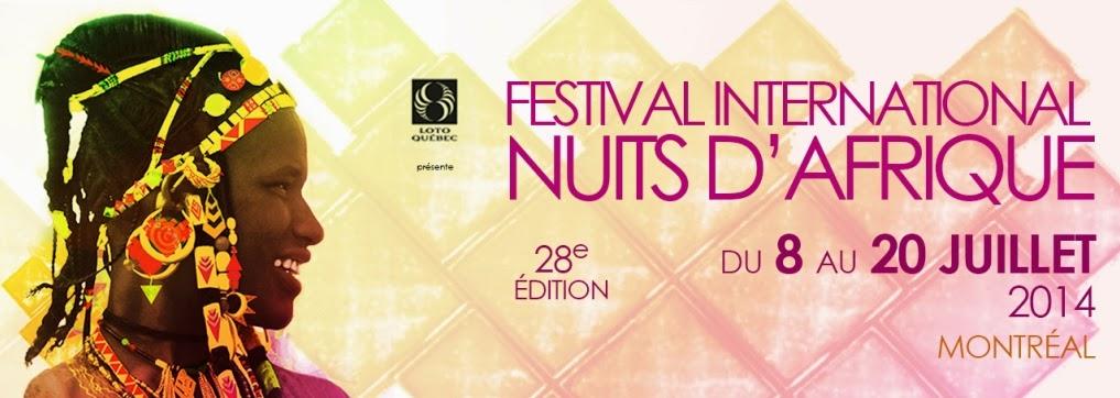 Festival Nuits dAfrique 2014