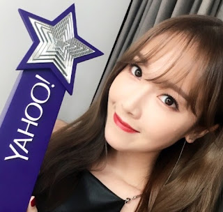 2015 Yahoo Asia Buzz Awards Jessica Jung