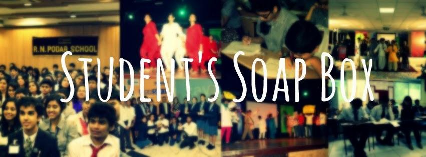 Student's Soap Box