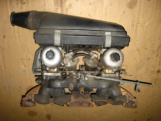 SU HS6 carburetters AUD331 Volvo B20B
