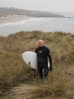 Dean in Ergo By  St. Ives Bay, Cornwall