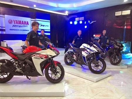 Harga Yamaha R25