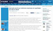 O Globo online . 12.08.11