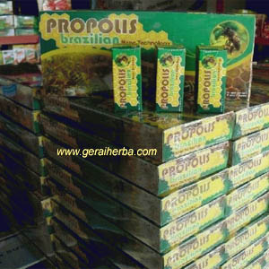 grosir propolis brazilian nano technology