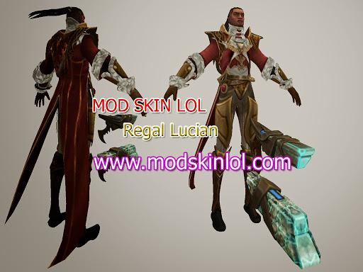 Skin Lucian Regal