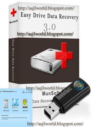 free download Easy Drive Data Recovery 3.0