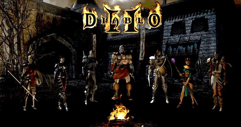 Diablo II + Expansión Lord of Destruction
