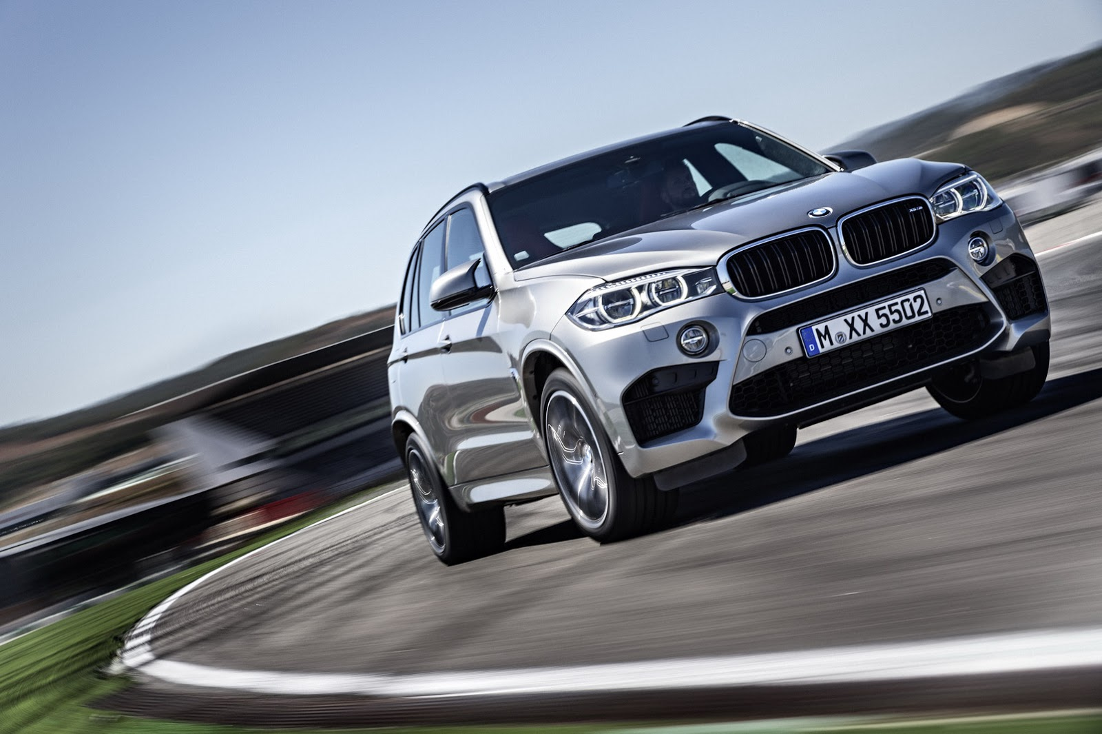 BMW Unveils 2016 X5M and X6M - Pursuitist