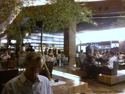 Gattai Restaurante: Ambiente