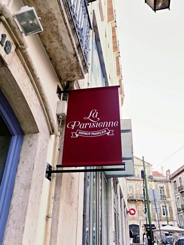 La Parisienne, Chiado, Lisbonne - reservarecomendada.blogspot.pt