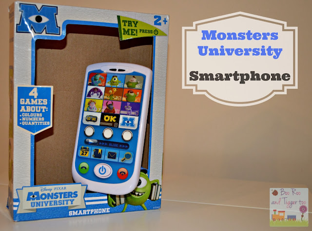Monsters University Smartphone