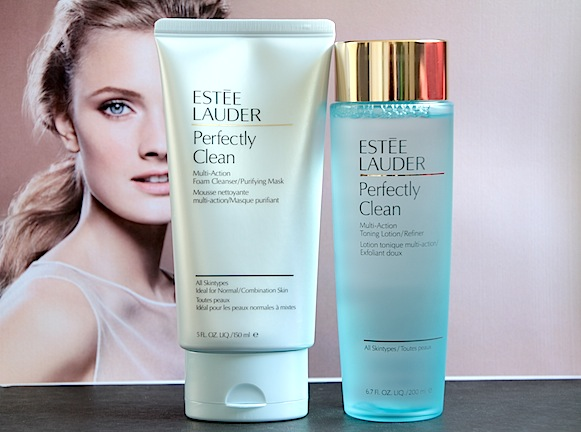 estee lauder perfectly clean mousse nettoyant lotion multi-action test avis