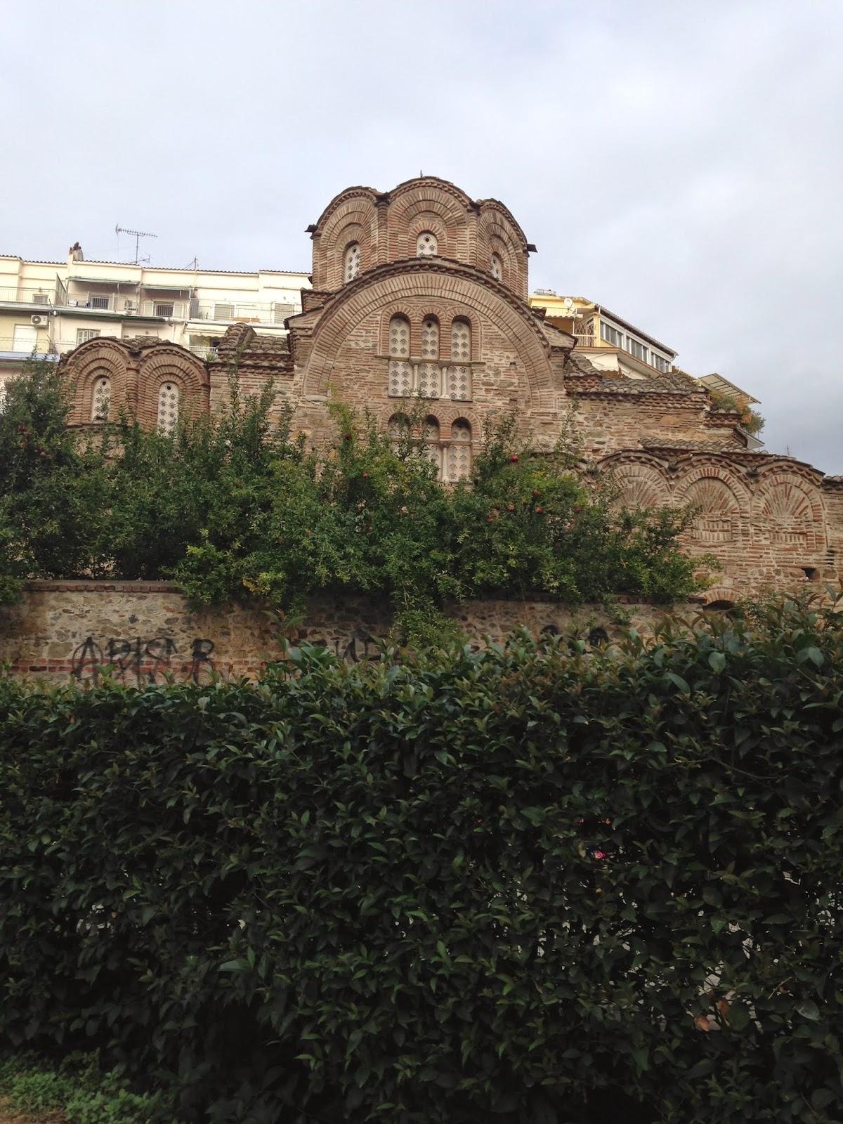 Церковь-в-Салониках