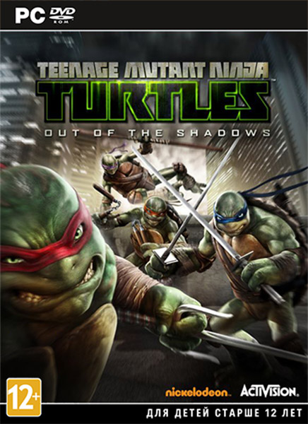 Teenage Mutant Ninja Turtles تحميل لعبة