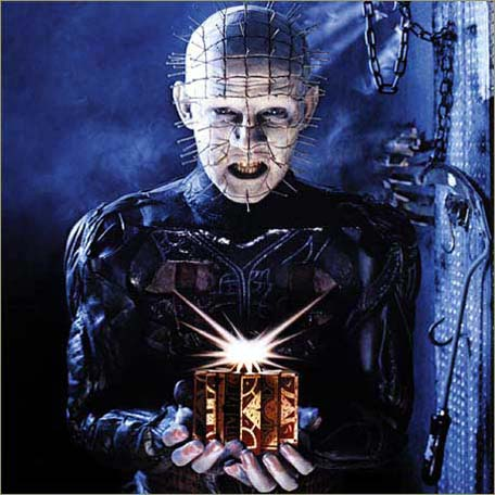 pin head hellraiser