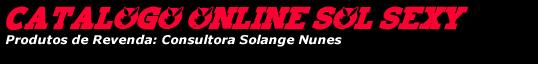 Catálogo SolSexy Online