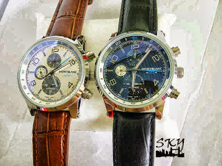 Jam Tangan Montblanc UTC Leather