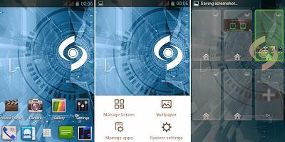 SKK Mobile Charm Homescreen