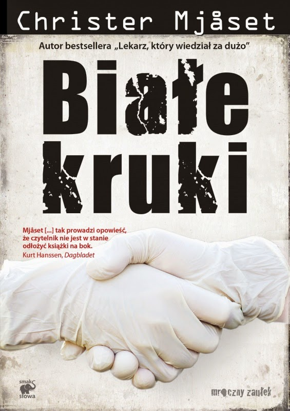 """Białe kruki"" - Christer Mjåset"