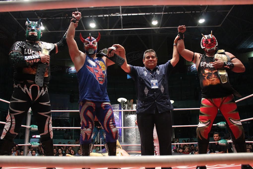 Retienen Campeonatos en Puebla