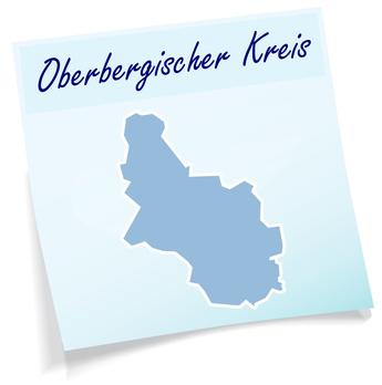 Lernen Sie den Oberbergischen Kreis kennen