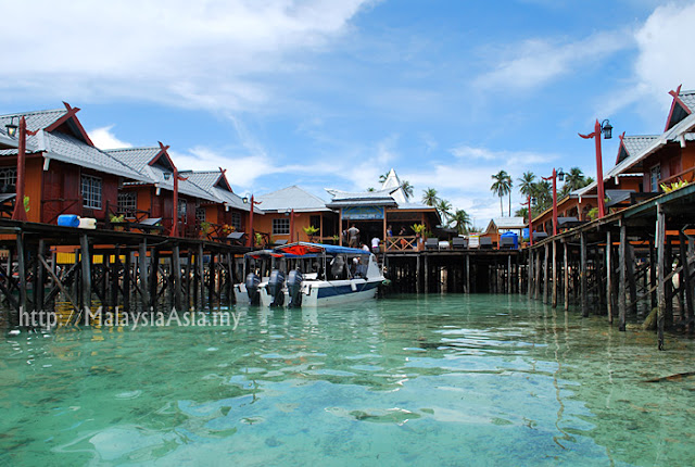 Mabul Island Diving Packages