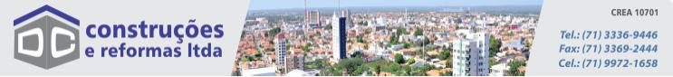 DC Construções e Reformas Ltda.