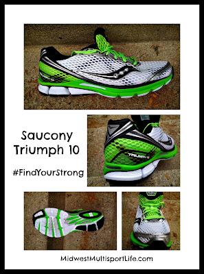 Saucony Triumph 10