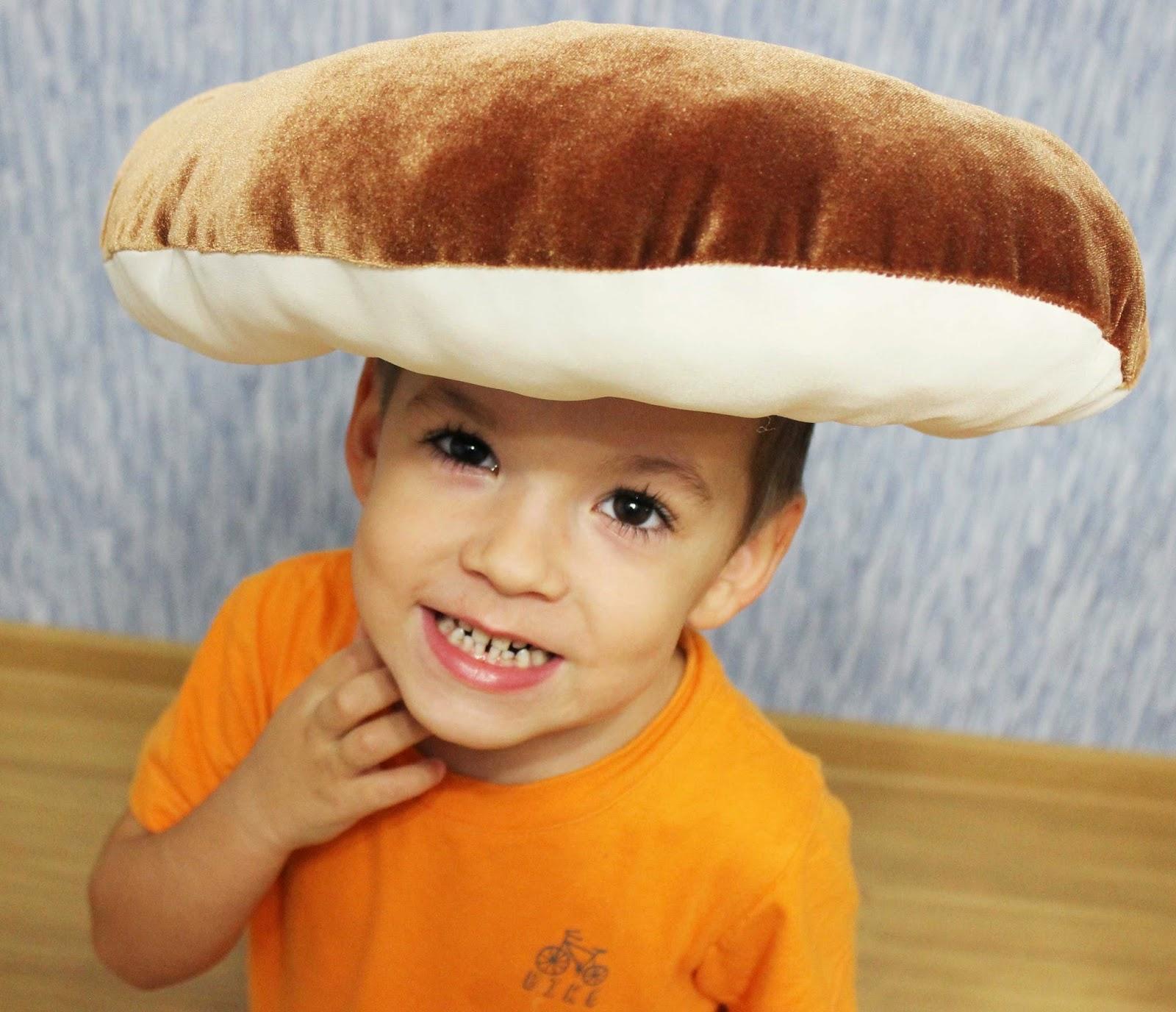 Шляпка гриба своими руками. Мастер-класс с пошаговыми фото 91