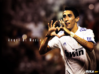 Angel Di Maria Wallpaper 2011 1