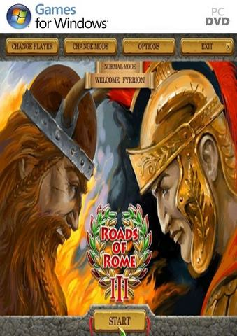 ROADS OF ROME 3 | Full Version | 99 MB