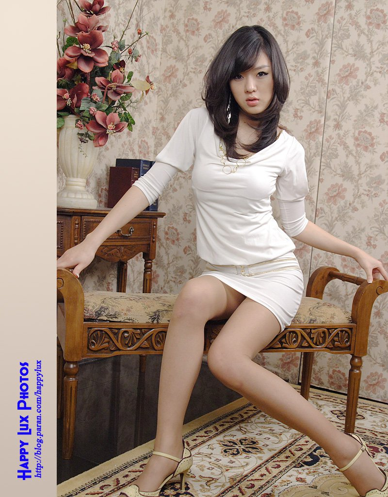 White Casual Hwang Mi Hee Fc