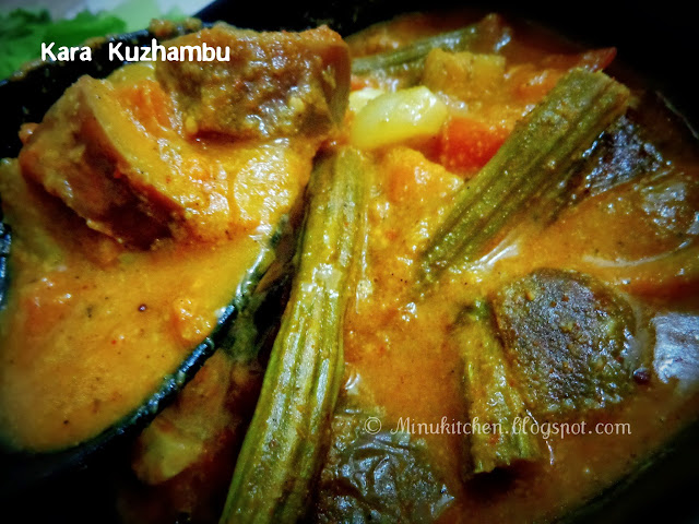 kara kulambu recipe in tamil pdf