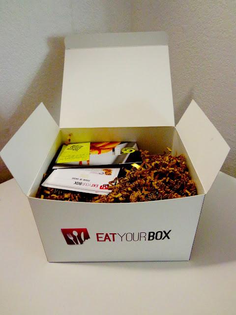 """Ma """"Eat your box"""" d'octobre"""