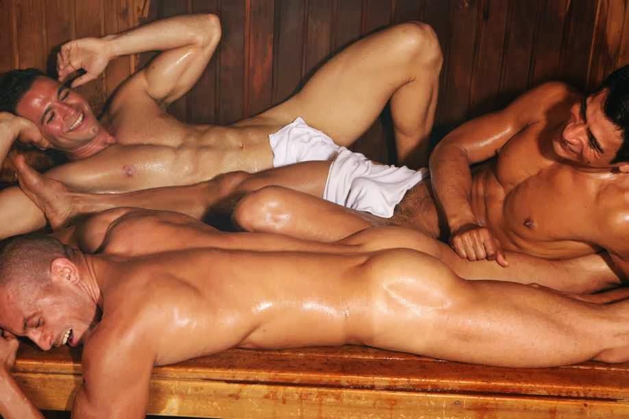 Порно онлайн геи в бане