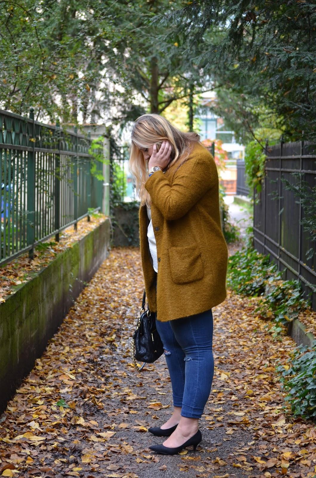 Zara Mantel, Blogger Mantel Zara, Plussize inspiration, Plussize Blogger