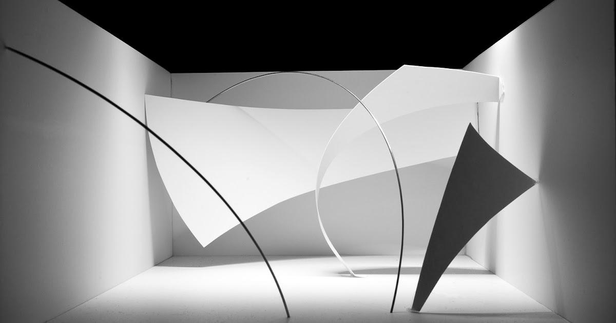 Industrial Design Sandbox: Space Analysis Form Studies