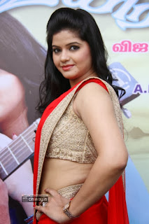 Preethi-Das-Stills-at-Uyirukku-Uyiraga-Movie-Audio-Launch