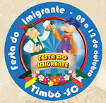 FESTA DO IMIGRANTE - TIMBÓ/SC