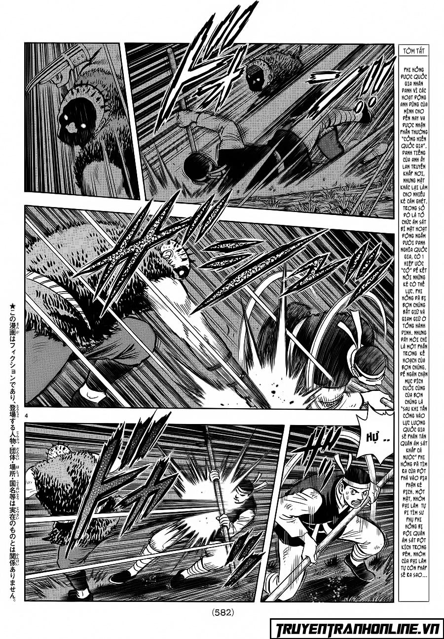 Hoàng Phi Hồng Phần 4 chap 120 Trang 5