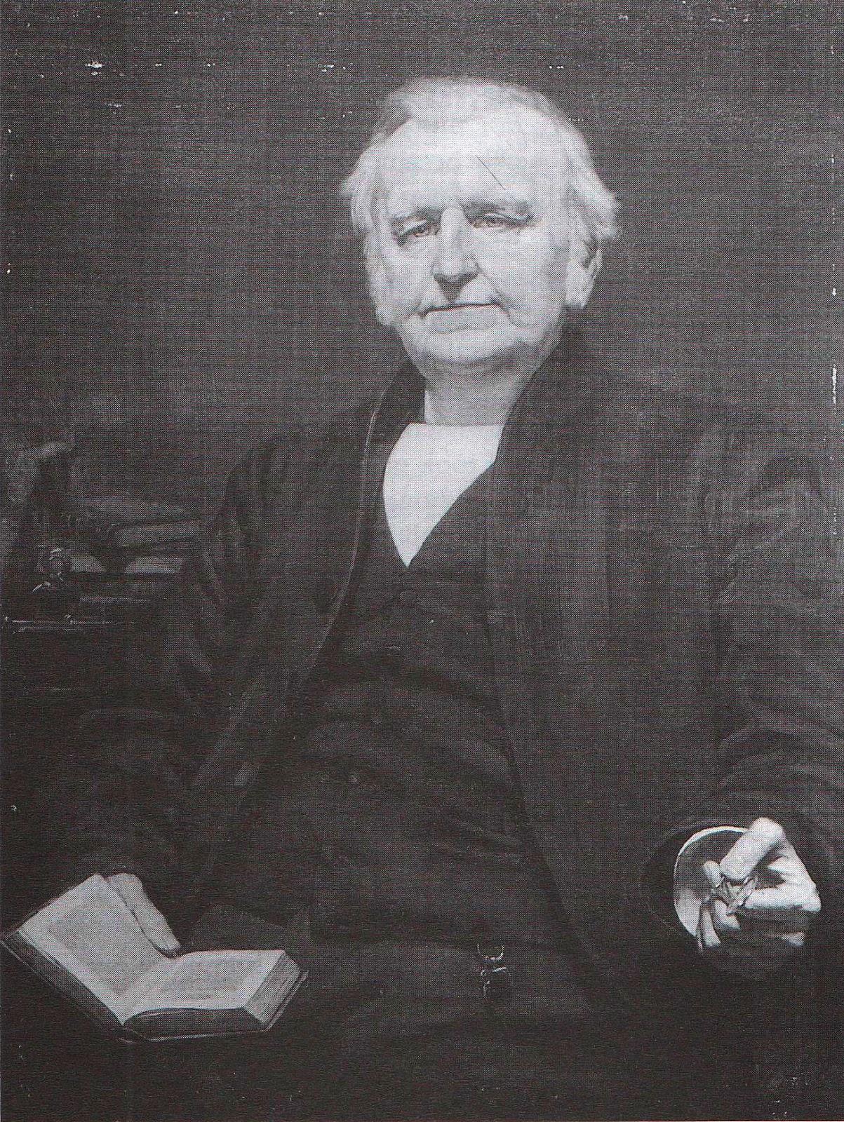 Quaker Alphabet Blog Week 33 - Q for The Quaker Bishop, Joseph Bevan  Braithwaite