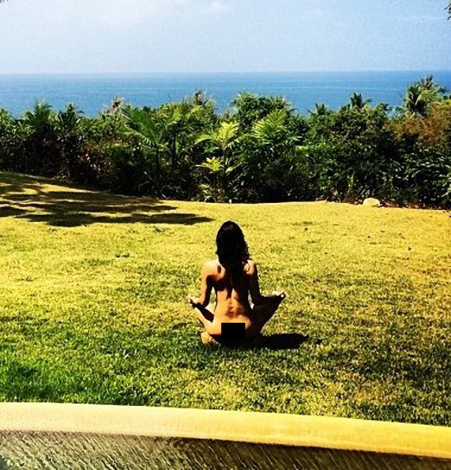 Michelle Rodriguez se saca la ropa en instagram