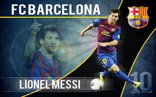Foto Lionel Messi 2012