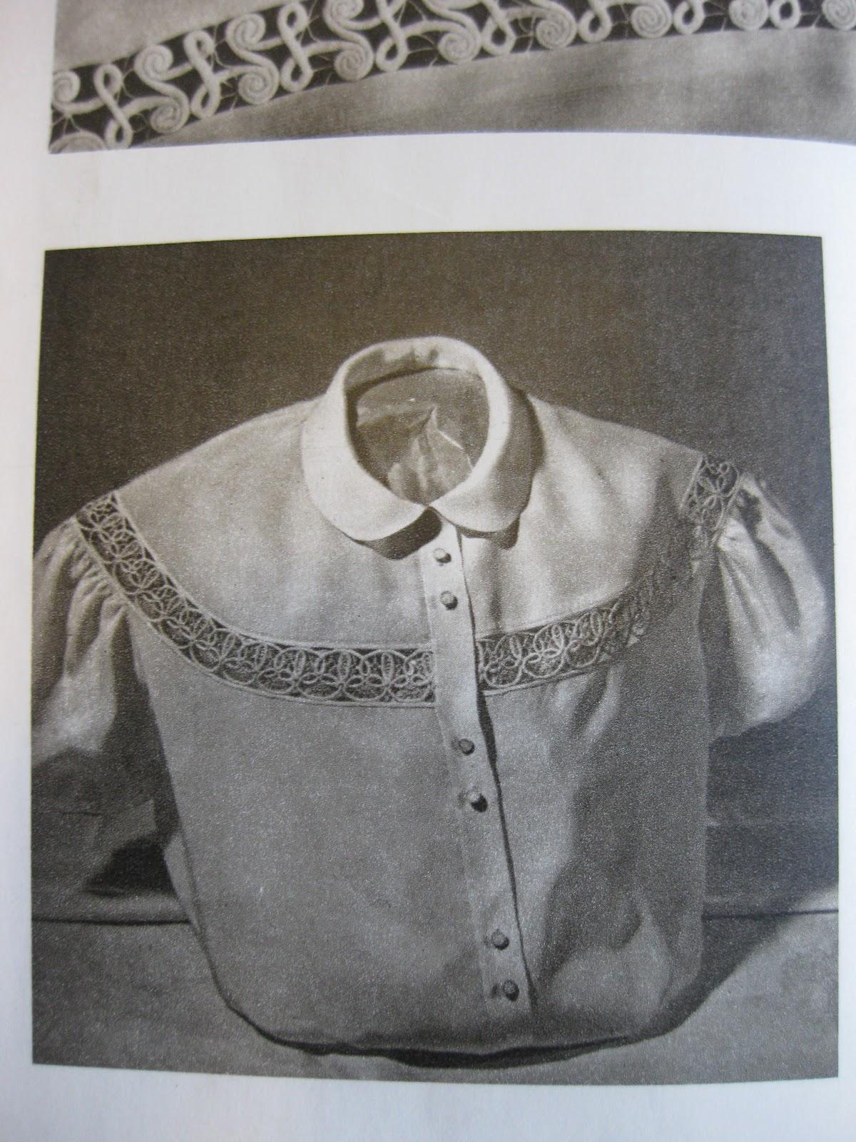40-luvun vaatteet