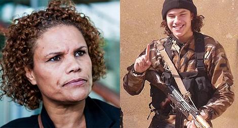 Morre Brian de Mulder, Abu Qassem Brazili