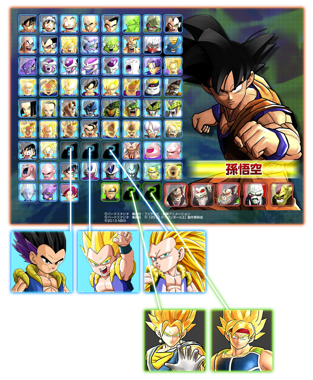 Dragon ball z battle of z dragon ball z - Jeux info dragon ball z ...