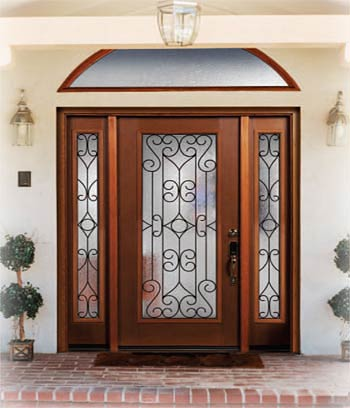 Apartment Interior Design Entrance Door